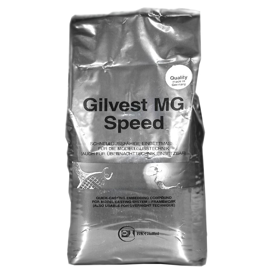 Gilvest MG Speed (5кг.), BK Giulini