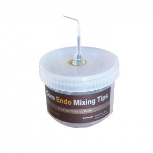 Core Endo Mixing Tips (50шт.), Spident